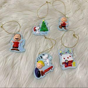 Adorable Peanuts Ornaments